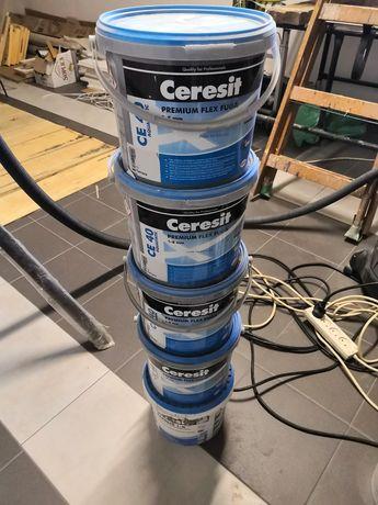 Fuga Ceresit Carrara 4x5kg nowa