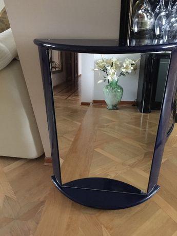 Szafka lazienkowa podswietlana z lustrem
