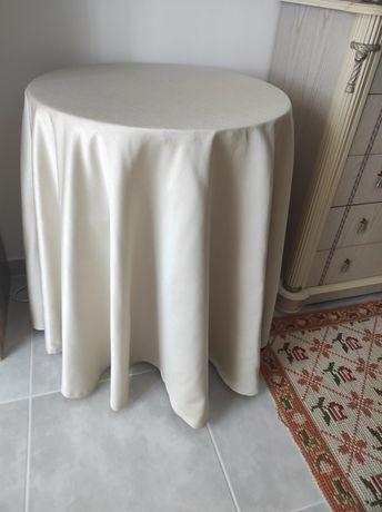 Camilha 60cm com tecido decorativo