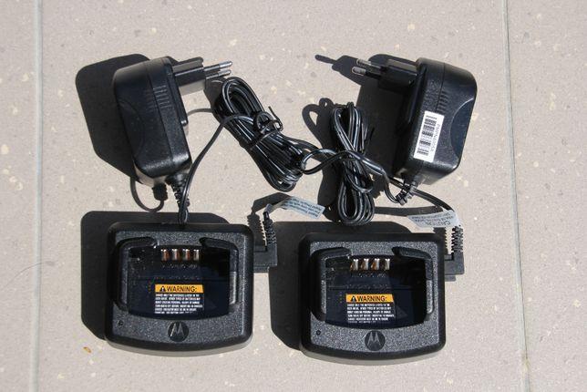 Radiotelefon krótkofalówka Motorola XTNI XTNID ładowarka transformator