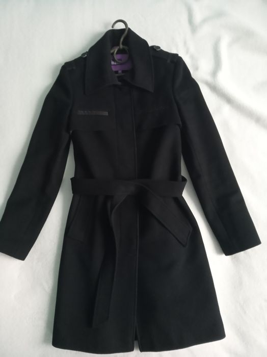 Шерстяне пальто-тренч Полтава - зображення 1