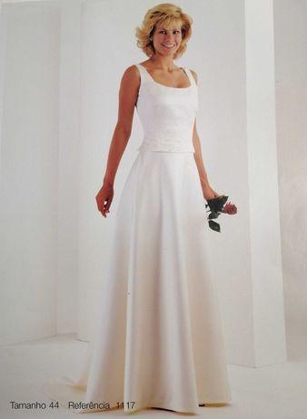 Vestido de Noiva Sposa Nova 1117