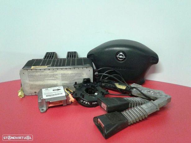 Conjunto / Kit De Airbags Opel Vectra B (J96)