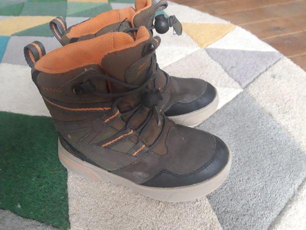 Buty zimowe geox chłopięce rozm. 29