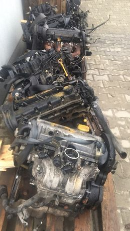 Двигатель Chevrolet Aveo Lacetti Tacuma Evanda 1,5-1,6-1,8-2.0