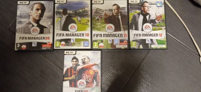 Gry serii FIFA pc windows