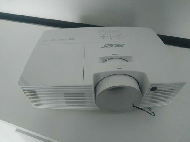 Projektor ACER  H6517ABD + ekran projekcyjny + uchwyt Full HD 3D