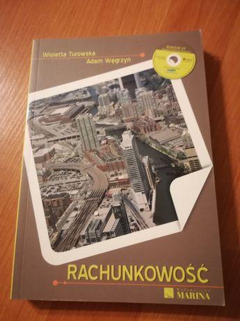 Rachunkowość z płytą CD. W. Turowska A. Węgrzyn