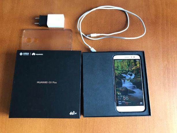 Huawei G9 Plus MLA-TL10 Biały Bateria trzyma 3-4 dni