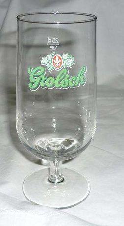 copos de cerveja com publicidade para colecção