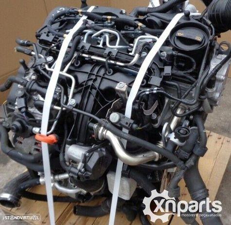 Motor VW CC (358) 2.0 TDI | 11.11 - 12.16 Usado REF. CFFB