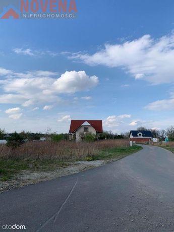 Działka budowlana - Droga Asfaltowa - Media - Las