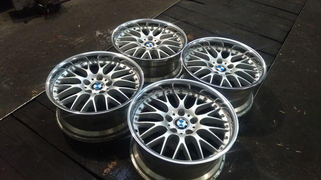 "Felgi BBS RS 744/745 18"" 8/9 5x120 BMW e46 e39 e38 e34 e32 e60 e90 e"