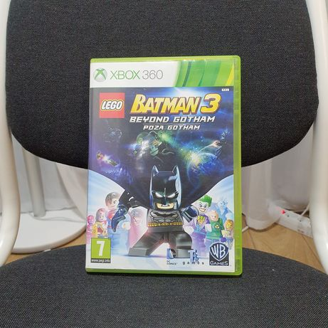 Lego Batman 3 beyond Gotham poza Gotham xbox 360 xbox360
