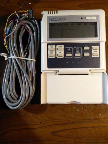 Пульт управления кондиционером проводной, новый.