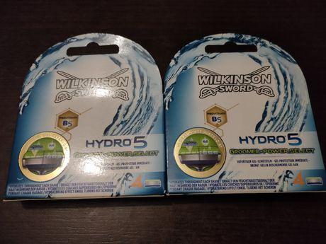 Wilkinson HYDRO 5 GROOMER POWER SELECT Wkłady do maszynki 8 szt