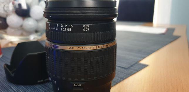 Obiektyw Tamron 17-50 mm 2.8f sony A