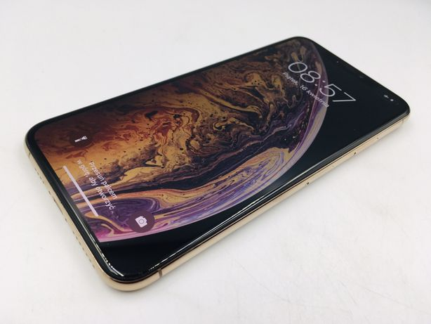 iPhone XS MAX 64GB GOLD • PROMOCJA • GWAR 1 MSC • AppleCentrum
