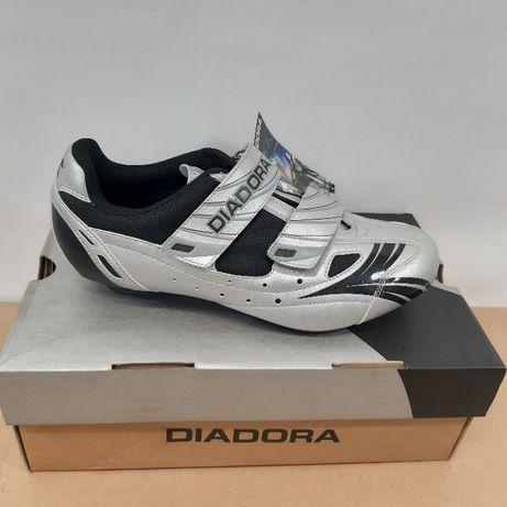 nowe buty rowerowe szosowe DIADORA sprinter /42 spd