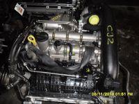 motor 1.2 TSI ref: CJZ polo ibiza seat skoda vw audi ano 2017