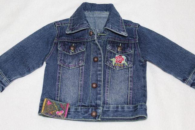Модная джинсовая курточка!!!