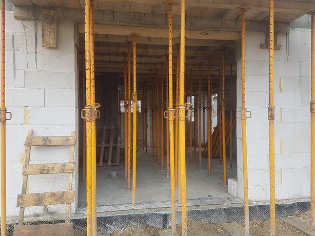 Wynajem / Podpory Stropowe Stemple Budowlane Rusztowania Elewacyjne