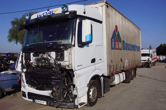 Mercedes Actros 2542 bdf kontener