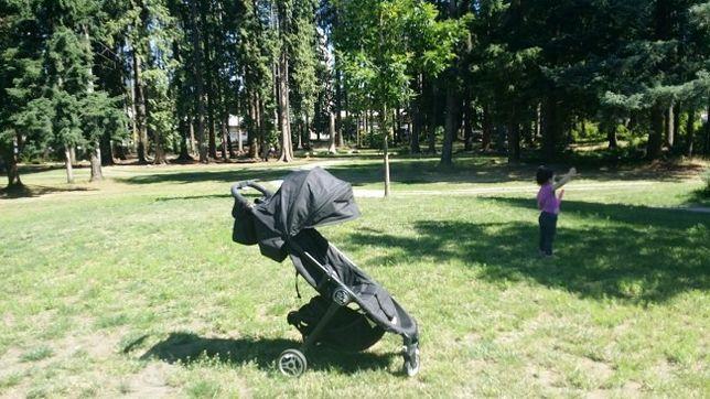 Прогулочная коляска (прогулка) Baby Jogger City Tour, как Qbit, yoyo
