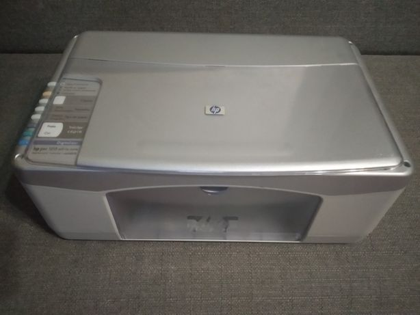 Impresora Multifunções HP PSC1215 (Bom Estado)