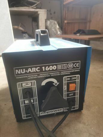 Máquina Soldar Nu-arc 1600