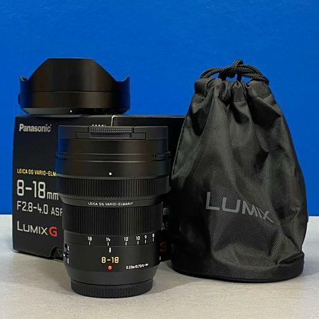 Panasonic Leica DG Vario-Elmarit 8-18mm f/2.8-4 ASPH -Micro 4/3 (NOVA)