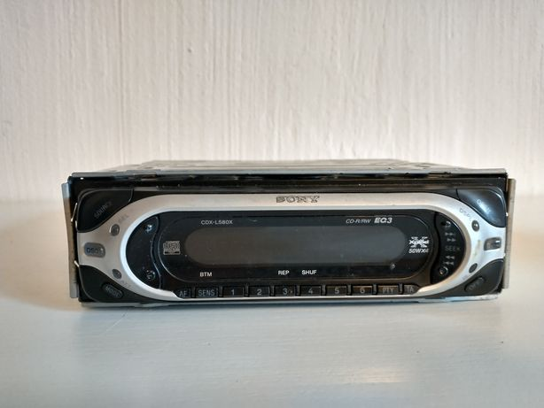 Radio Sony CDX-MP40