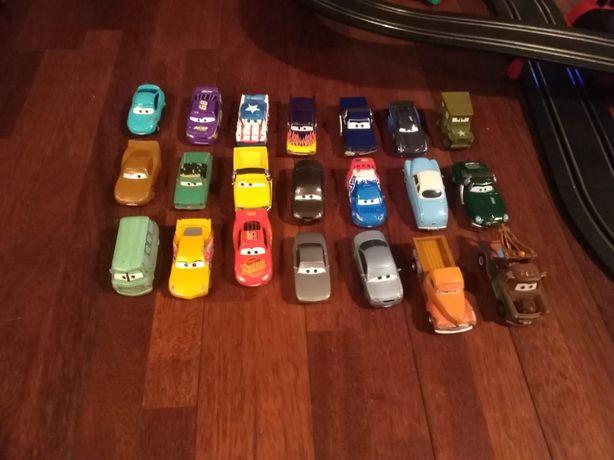 Samochody z bajki Auta