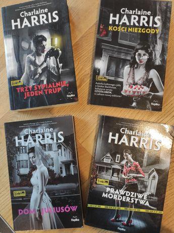 Charlaine Harris, Aurora Teagarden, kryminal