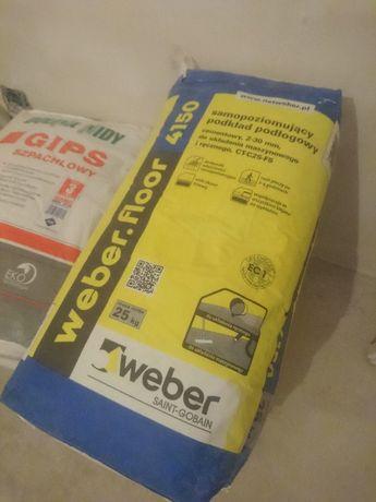 Wylewka samopoziomująca Weber WEBER.FLOOR 4150 25KG