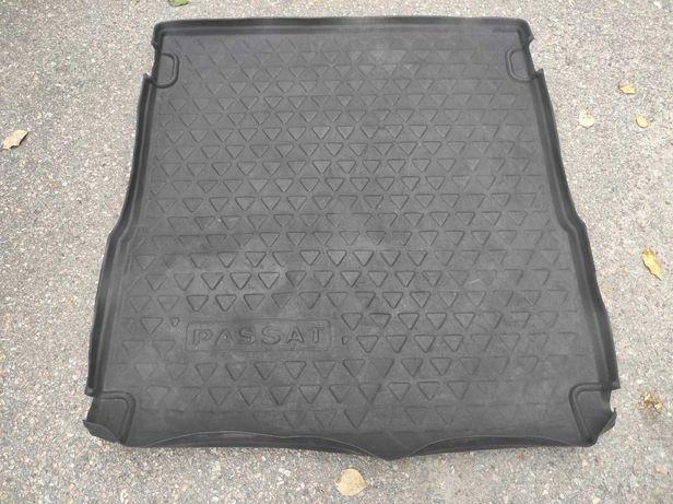 Коврик багажника Volkswagen Passat b6 b7 Variant ОРИГИНАЛ VW килимок