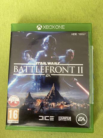 Gra star wars Battlefront II PL Xbox one