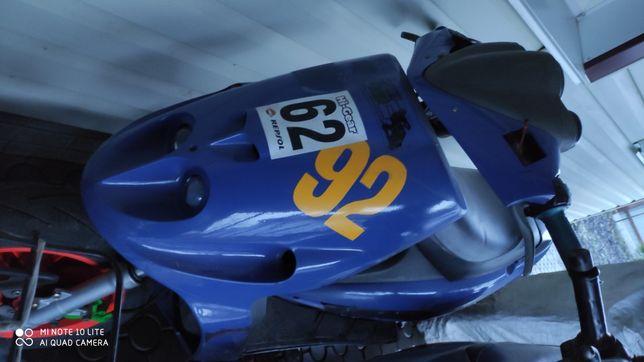 Скутер malaguti f 12 65cc. Italia