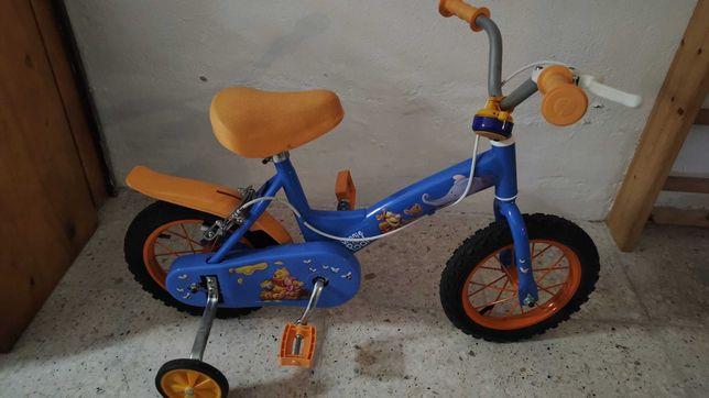 Bicicleta de criança Winnie the Pooh