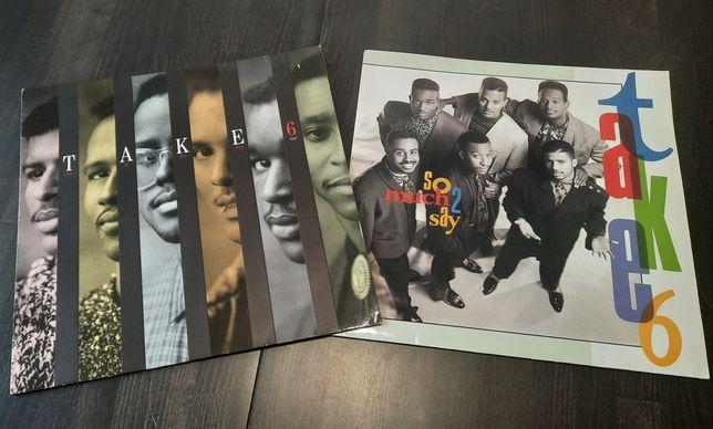 Винил Take 6. Jazz/Soul.