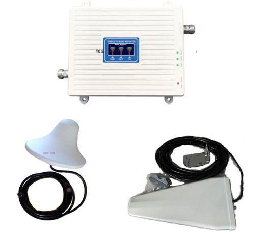 Підсилювач 3G LTE голосового GSM звязку усилитель мобильной связи