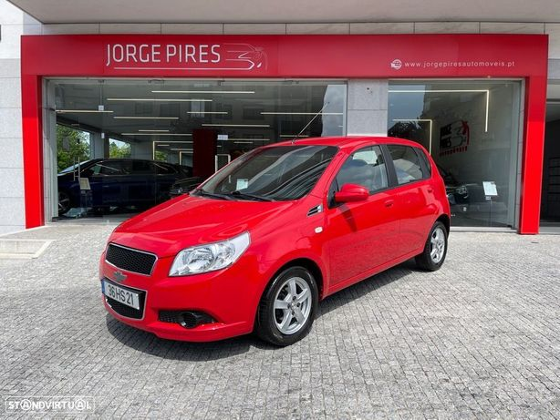 Chevrolet Aveo 1.2 LS - 93112 KM