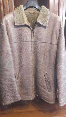 Продам куртку кожанную, мужскую, зимнюю