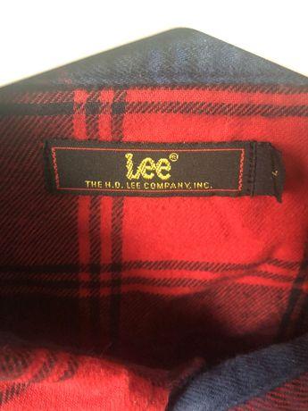 Koszula w krate Lee L