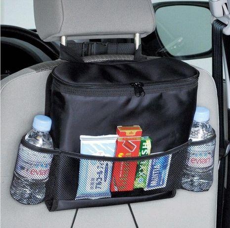 Сумка - холодильник органайзер для машины , автомобиля