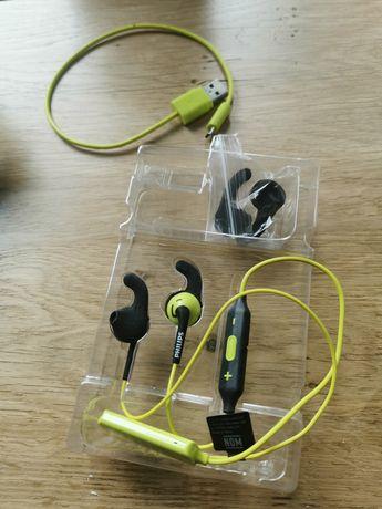 Słuchawki bezprzewodowe Philips RunFree NOWE