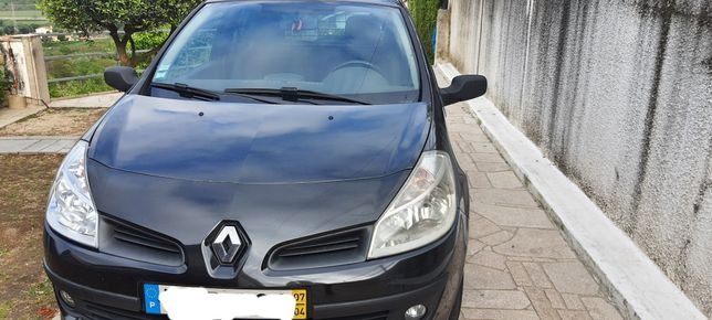 Renault clio III 2 lugares