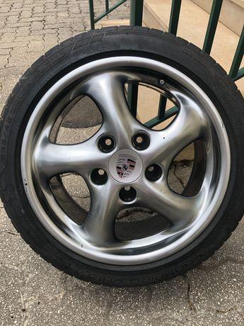 """Jantes Porsche 17"""" 7/8.5"""