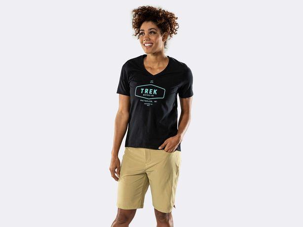 T-shirt koszulka Trek waterloo bontrager evoke techniczny