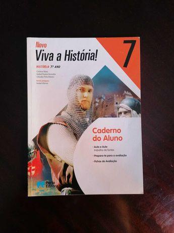 Viva a História 7 - como novo!!